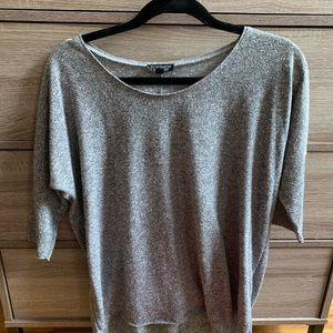 Light sweater top from Topshop